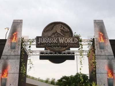 Jurassic World Premiére
